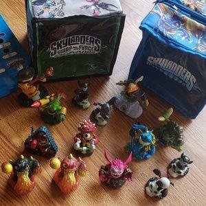 Skylanders Figures & Traps!!!